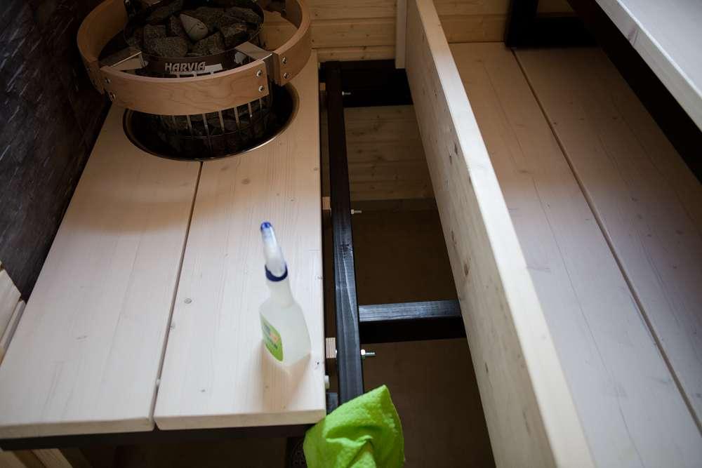 valkovahattu sauna