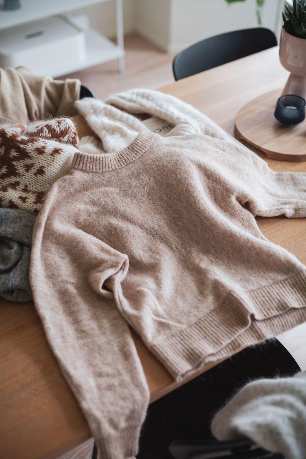 outlet putiikki 50% hinta tukkukauppa Neuleet esittelyssä – kuinka löytää laadukas neule   Anne ...