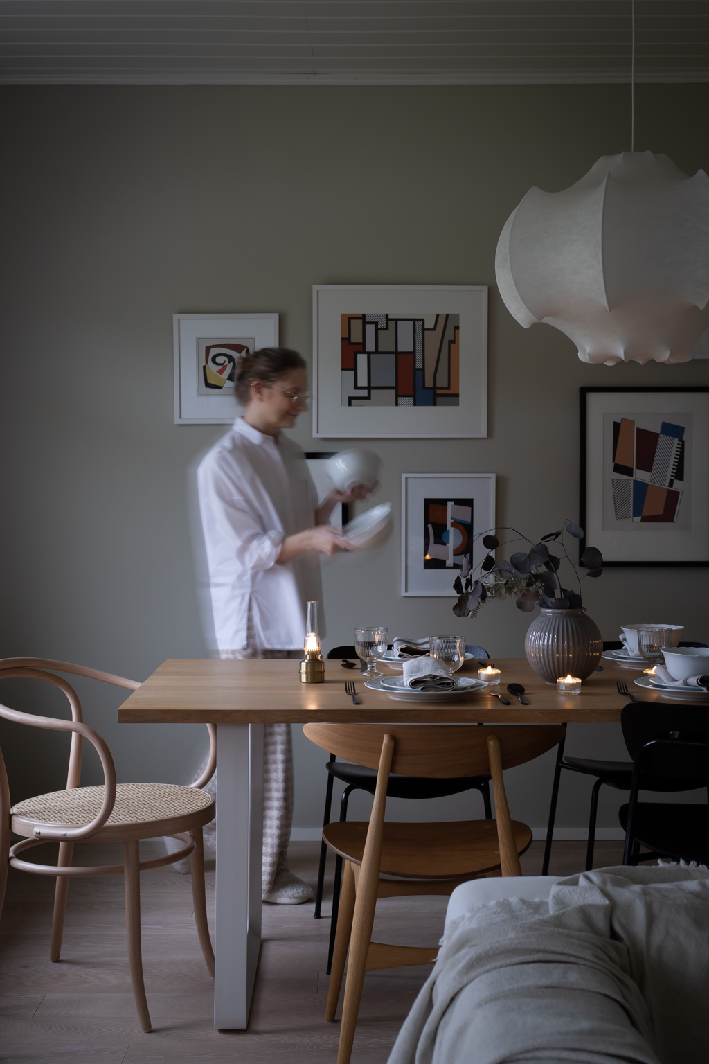 Anne Melender Ikea Joulukattaus 17