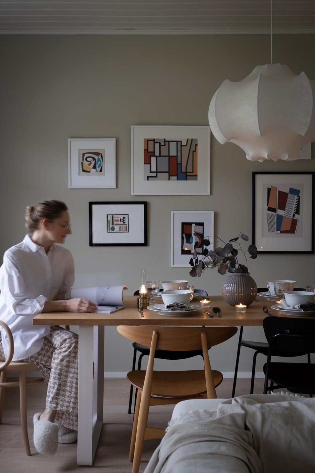 Anne Melender Ikea Joulukattaus 19