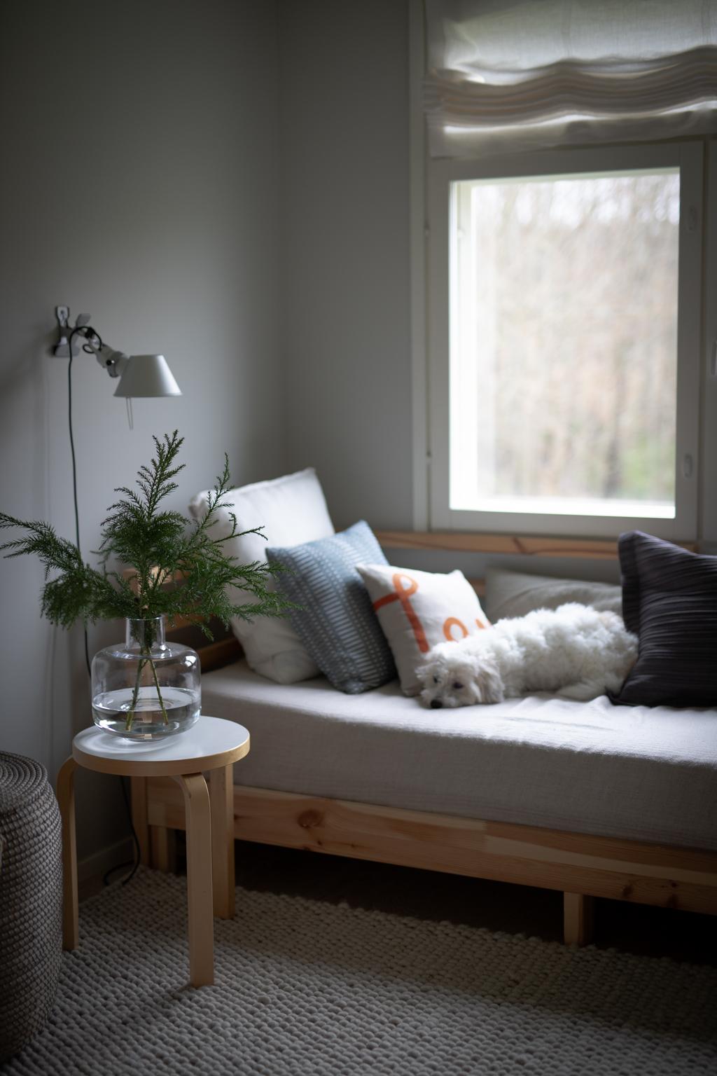 Anne Melender Makuuhuone Pellava 7