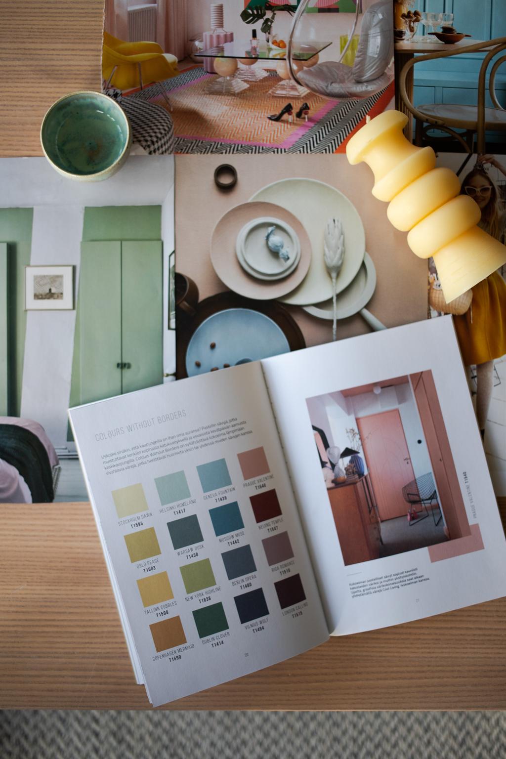 Anne Melender Teknos Lookbook 6