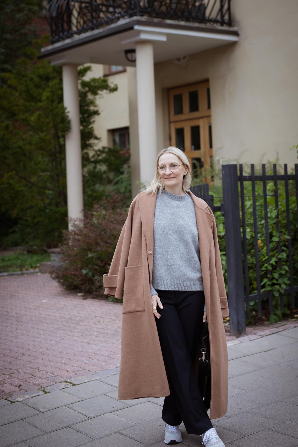 Anne Melender Marimekko Villakangastakki 13