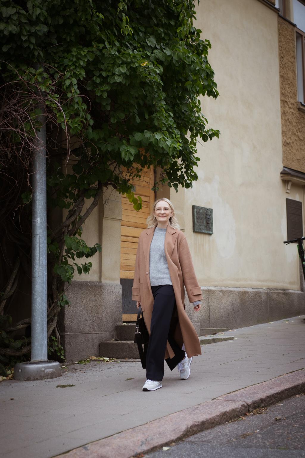 Anne Melender Marimekko Villakangastakki 2