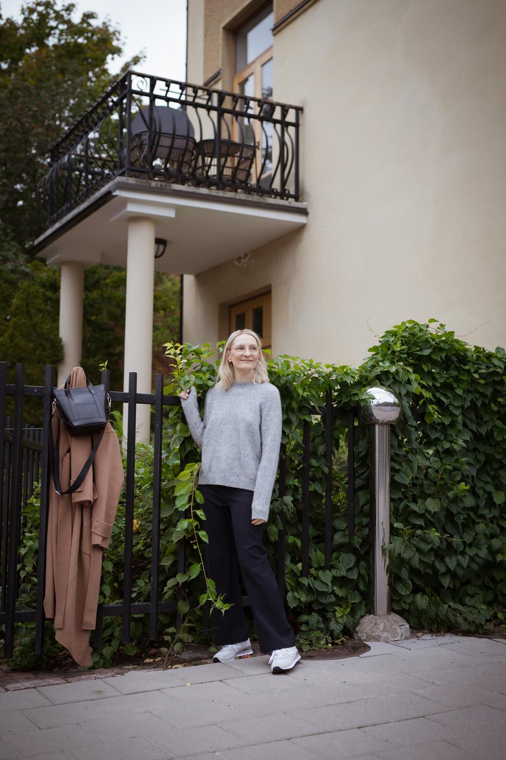 Anne Melender Marimekko Villakangastakki 6
